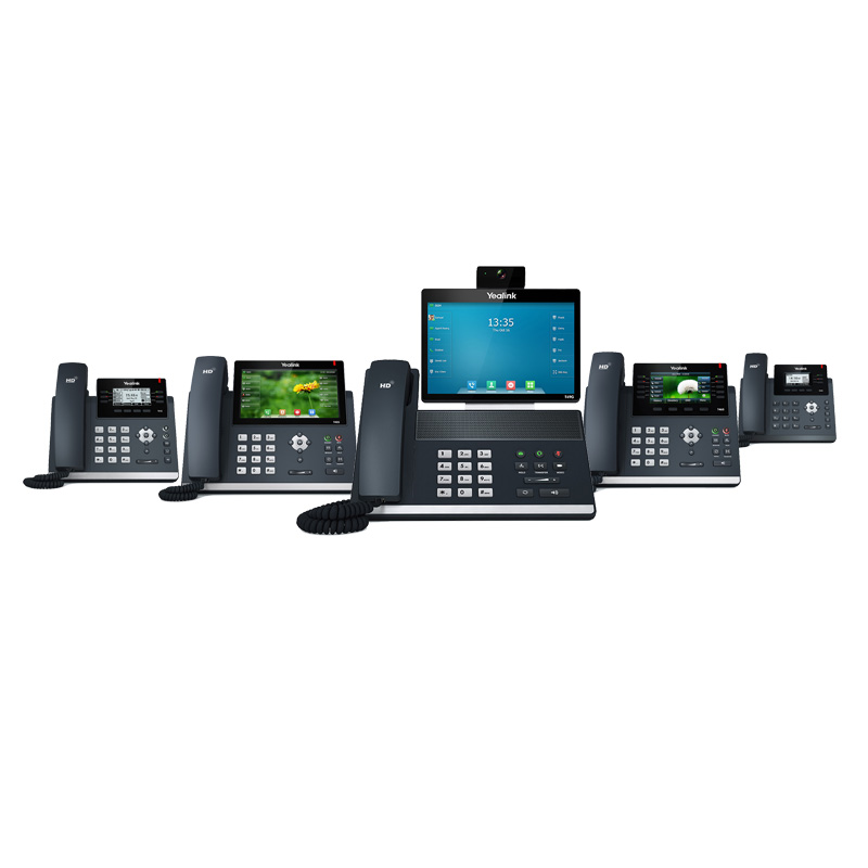 T4 Series IP phones